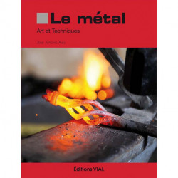 Le métal, Art et Techniques : mise en forme, forgeage et soudage