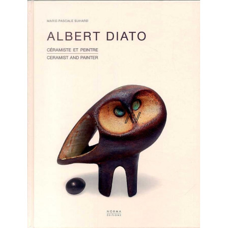 Albert Diato céramiste et peintre. ceramist and painter