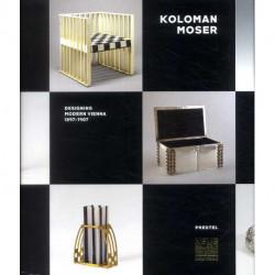Koloman Moser designing Modern Vienne 1897-1907
