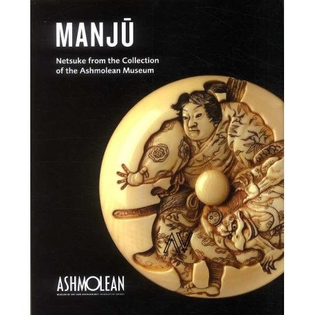 Manju Netsuke from the collection of the Ashmolean Museum