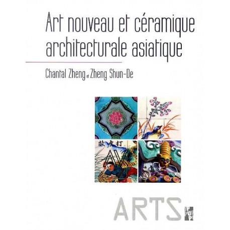 Art nouveau et céramique architectural asiatique