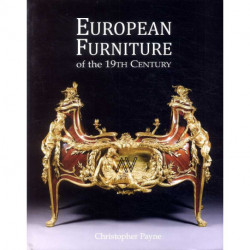 European Furniture Of The 19th Century /anglais