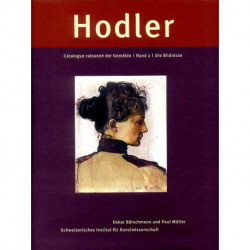 Ferdinand Hodler Catalogue Raisonne Der Gemalde Vol 2 Die Portraits /allemand