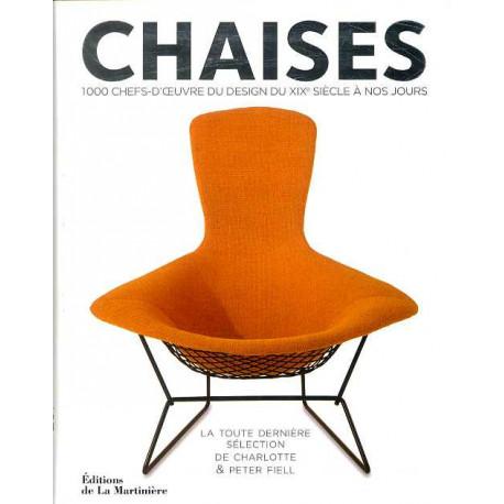 Chaises 100 chefs-d'oeuvre du design du XIX° à nos jours