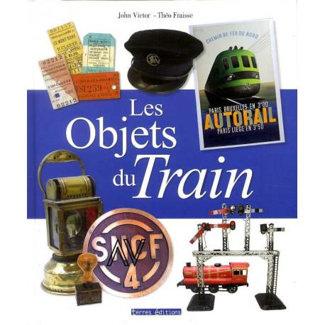 Les objets du train