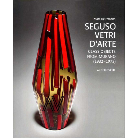 Seguso Vetri d'arte Glass Objects from Murano (1932-1973)
