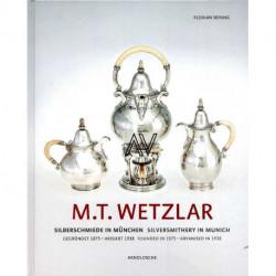 M.t. Wetzlar Silversmithery In Munich /anglais/allemand