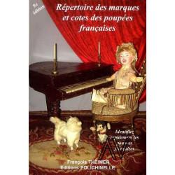 Répertoire des marques et cotes des poupées françaises 8° édition