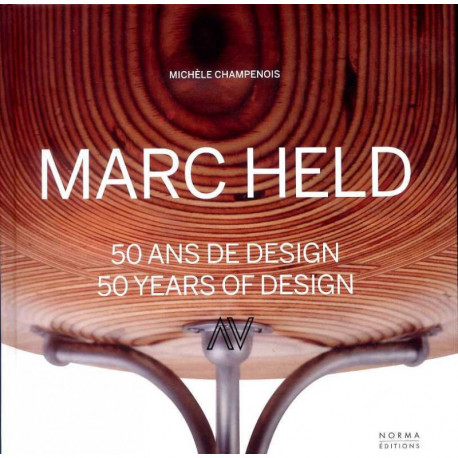 Marc Held 50 ans de design 50 years of design