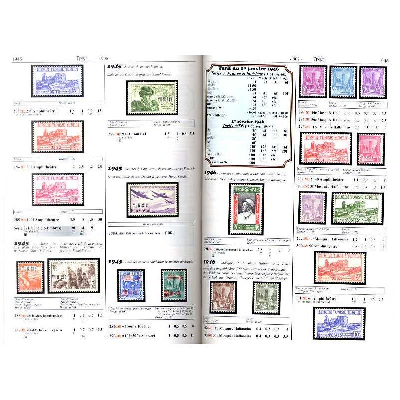 catalogue de cotations de timbres de l 39 ex empire fran ais d 39 afrique 2014 2015 le puits aux livres. Black Bedroom Furniture Sets. Home Design Ideas