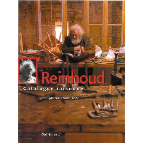 Reinhoud - Vol06 - Catalogue Raisonne-sculptures 2001-2006
