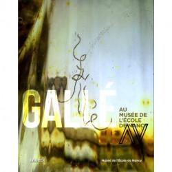 Emile Gallé Catalogue du musée de l'école de Nancy
