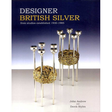 Designer British Silver from studio established 1930-1985