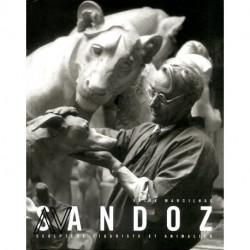 Sandoz Sculpteur Figuriste Et Animalier /francais