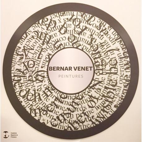 Bernar Venet, Peintures. Hommage à Al Khawarizmi