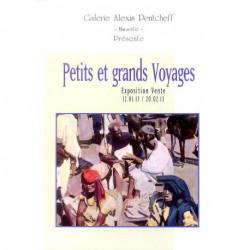Petits et grands voyages Les artistes français à travers le monde