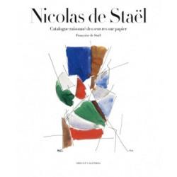 Nicolas de Staël - Catalogue raisonné des oeuvres sur papier