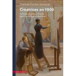 Créatrices en 1900