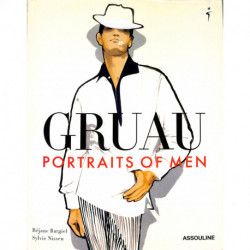 GRUAU, Portraits of men