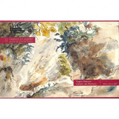 Eugène Delacroix. Carnet dit 'des Pyrénées'