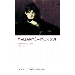 Stéphane Mallarmé Berthe Morisot correspondances