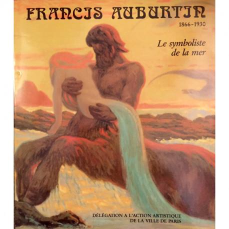 Francis Auburtin 1866-1930 Le symboliste et la mer