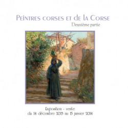 Peintres corses et de la Corse (deuxième partie)
