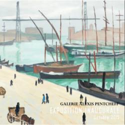 Exposition inaugurale de la galerie Alexis Pentcheff
