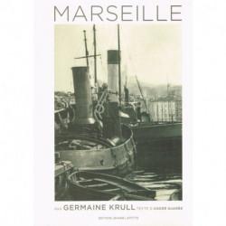 Marseille par Germaine Krull