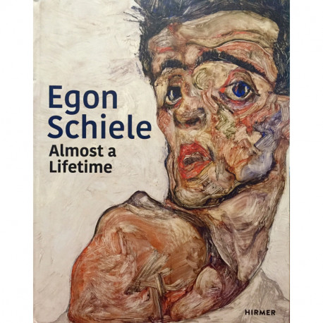 Egon Schiele. Almost a lifetime.