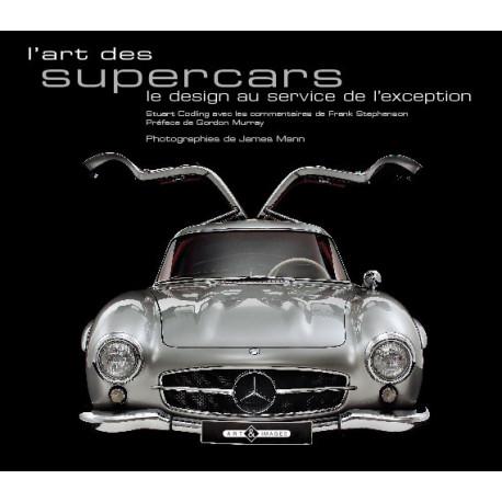 L'Art des Supercars, le design au service de l'exception