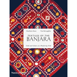 Textiles Of The Banjara /anglais