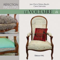 Réfection des sièges. Le Voltaire.