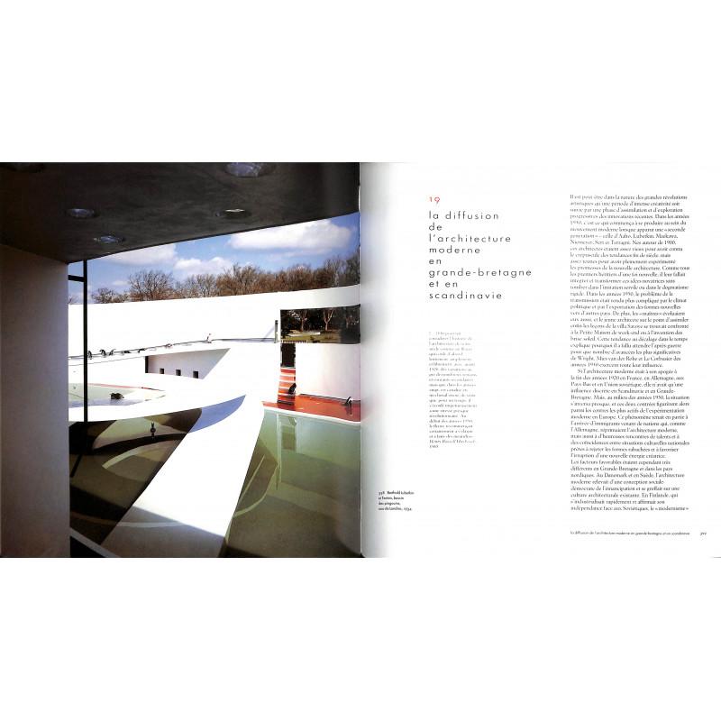 L 39 architecture moderne depuis 1900 le puits aux livres for L architecture moderne