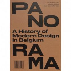 Panorama - A History of Modern Design in Belgium