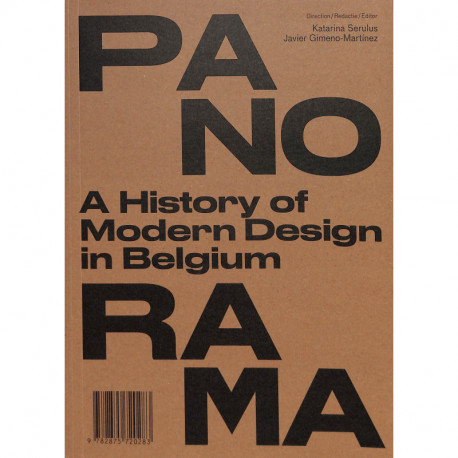 Panorama - A History of Modern Design in Belgium