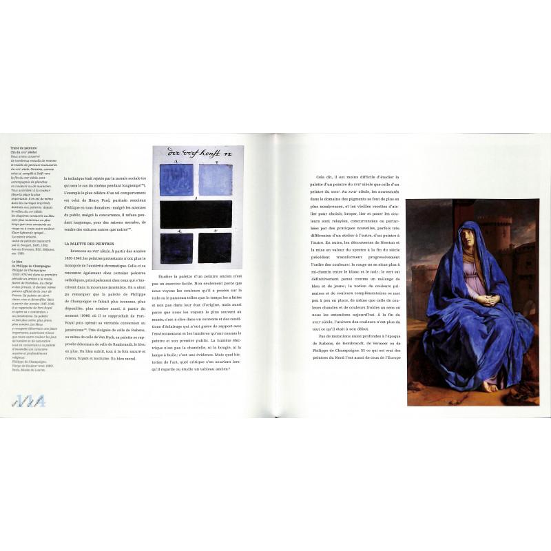 Bleu Histoire Dune Couleur Le Puits Aux Livres