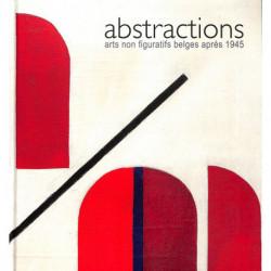 abstractions, arts non figuratifs belges après 1945