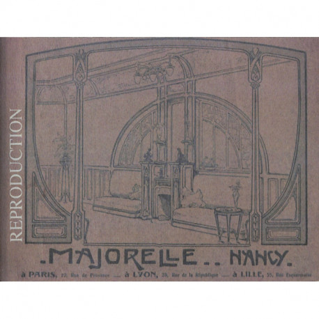 Catalogue de vente - Majorelle