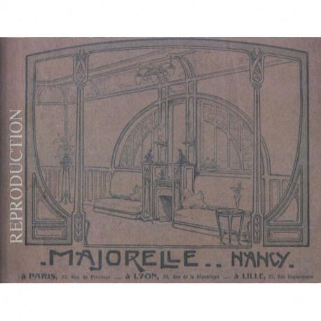 Catalogue de vente - Majorelle