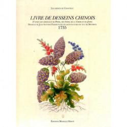 Livre de desseins chinois - D'après des originaux de Perse, des Indes, de la Chine et du Japon