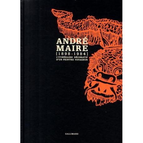 André Maire. L'itinéraire décoratif d'un peintre voyageur