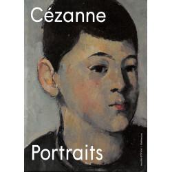 Cézanne. Portraits.