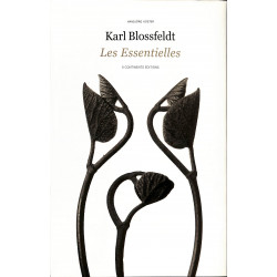 Karl Blossfeldt. Les Essentielles