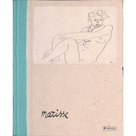 Matisse. Erotic sketchbook.