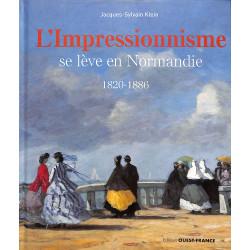L'impressionnisme se lève en Normandie 1820-1886