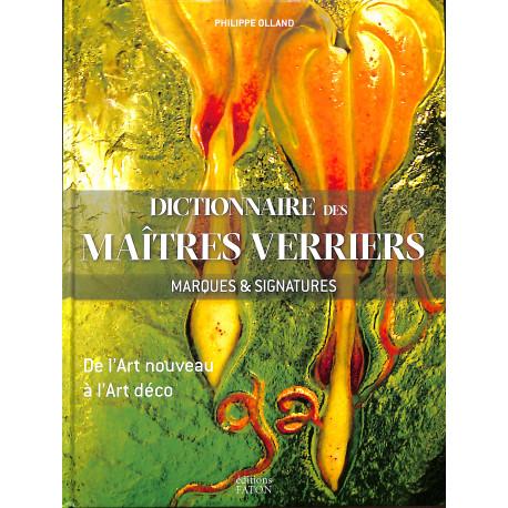 Dictionnaire des maîtres verriers