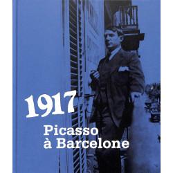 1917 Picasso à Barcelone