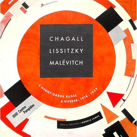 Chagall Lissitzky Malévitch