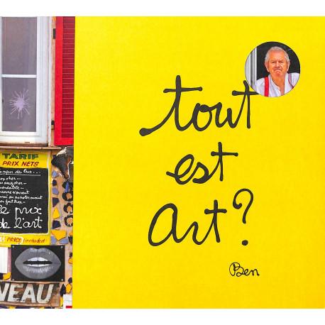 Tout est art ?